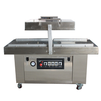 DZD-500/2S Double Chamber Vacuum Packaging Machine