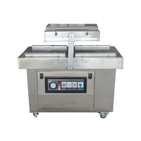DZD-400/2S Double Chamber Vacuum Packaging Machine